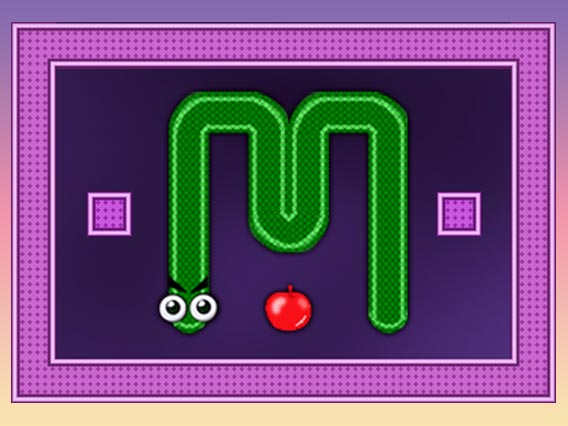 Apple Muncher TV Game